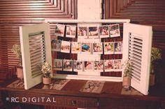 Decoração de casamento com ideias DIY - GavetaMix