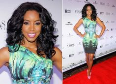 Makeup for black women Kelly Rowland