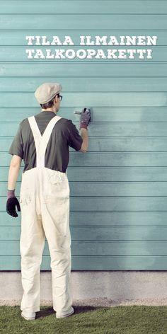 Tilaa ilmainen talkoopaketti ja järjestä onnistuneet maalaustalkoot! #tikkurila #maalaustalkoot #ulkomaalaus #kesä #talo #mökki #piha #talkoopaketti #kutsu Places To Visit
