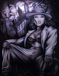 See under C - for 'Chola Style' board [jamezorlando] Arte Cholo, Cholo Art, Chicano Drawings, Art Drawings, Estilo Cholo, Chicano Love, Cholo Style, Latino Art, Prison Art