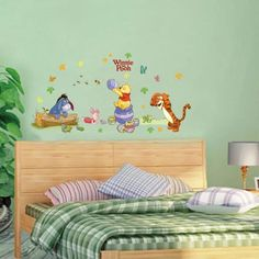 Winnie The Pooh Wall Decals – the treasure thrift