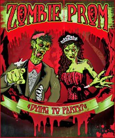 Zombob's Zombie News and Reviews: First-ever Zombie Prom set April 26,  Delphos, Ohi...