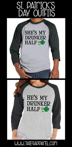 St Pattys, St Patricks Day, Family Outfits, Cool Outfits, Irish Roots, Shirts With Sayings, Cool Shirts, Tee Shirts, Cricut Explore