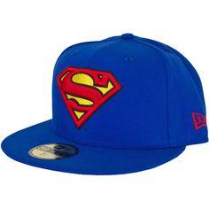 New Era Cap Character Basic Superman blue/red/yellow ★★★★★