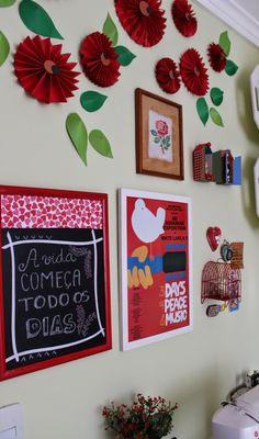 ARTESANATO COM QUIANE - Paps,Moldes,E.V.A,Feltro,Costuras,Fofuchas 3D: Momento inspiração... Ateliê organizado