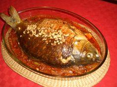 Töltött ponty recept: Egy igazi ünnepi fogás! A töltelék átveszi a hal ízét, és mennyei lesz!