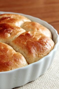 honey rolls