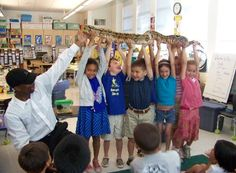 Fur, Scales, and Tails Animal Shows for Parties, Schools, and More!