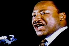 """American Rhetoric: Martin Luther King, Jr. -- I've Been to the Mountaintop (April 3 1968)... """"When it is dark enough, you can see the stars"""""""