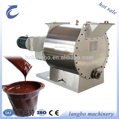 Factory Use Chocolate Grinding Machine/ Small Chocolate Conche Machine