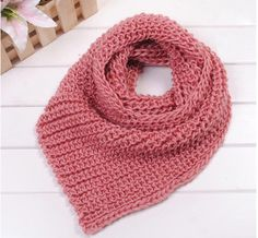 Casual Simple Style Triangle Shape Solid Color Scarf (BLACK) China Wholesale - Sammydress.com