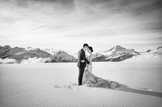 Sharon & Bryan visited Wanaka from Hong Kong for their winter pre-wedding photo shoot. Our afternoon consisted of snow, mountains, tussock and a tarn, all high up above the clouds. Elope Wedding, Post Wedding, Wedding Photoshoot, Wedding Shoot, Mountain Weddings, Creative Wedding Ideas, Above The Clouds, Winter Weddings, Elopements