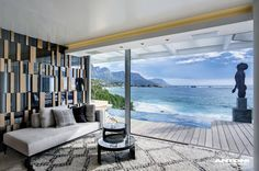 Impressive two-story apartment in Cape Town: Clifton View 7