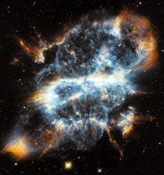 El 24 de abril de 1990, se lanzó el telescopio espacial Hubble a la órbita baja terrestre para descubrir el universo como nunca antes lo habíamos visto.