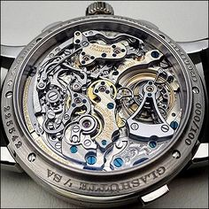 PuristSPro - I remind you that this movement is NOT a combo of the movement of the Datograph Perpetual with a Tourbillon. It was redesigned and features a new lay-out.