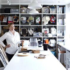 """""""Ein Zuhause ist der Rahmen für dein Leben. Es ist ein Raum, der dir Freiheit gibt. Es hat Bedeutung. Stil ist oft nur zweidimensional, aber bei Design sollte es um mehr als ums Aussehen gehen – denn mit Möbeln lebst du"""" Ilse Crawford  http://www.ikeafamilylivemagazine.com/gb/en/article/41619"""