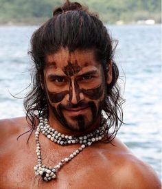 Easter IslandA man from a Polynesian Island in the southeastern Pacific Ocean.Ujay