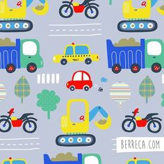 Boys design #illustration #berreca #drawing #art #surfacepattern #surfacepatterndesign #design #kids #kidsfashion