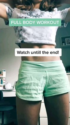 Full Body Gym Workout, Summer Body Workouts, Slim Waist Workout, Gym Workout Videos, Gym Workout For Beginners, Fitness Workout For Women, Stretches, Exercises, Gymnastics Workout