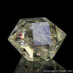 Casa Crystal Citrine Double Terminated Phantom Manifest Spirit Crystal