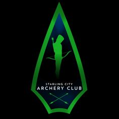 Starling City Archery Club t-shirt (I know, I have too many t-shirts on this wish list). I really like the new TV adaptation of the Green Arrow comic books. Green Arrow Shirt, Green Arrow Logo, Arrow T Shirt, Archery Logo, Archery Shirts, Archery Club, Arrow Comic, Arrow Tv, Arrow Black Canary