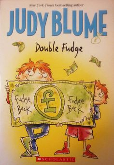judy blume fudge a mania book report Fudge-a-mania double fudge is a 2002 children's novel by judy blume and the fifth and final in the fudge series  the hatcher family goes to washington, dc where they spend time with their extended family, and fudge finds out that his cousin is also named farley drexel hatcher.