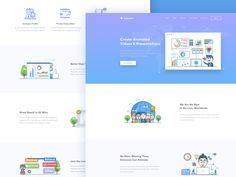 Animation Video Website by Ibnu Mas'ud
