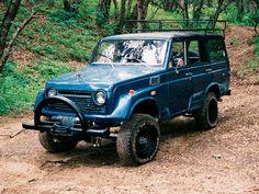 1970 Toyota Fj55 Land Cruiser