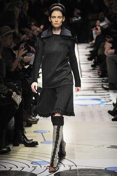 Prada Fall 2010 Ready-to-Wear Fashion Show - Bianca Balti