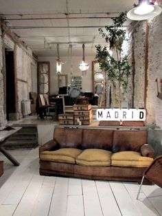 #Industrial  #InteriorDesign