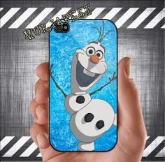 Disney+Frozen+olaf++for+iphone+4+case+iphone+4s+case+by+MuriaBest,+$14.75