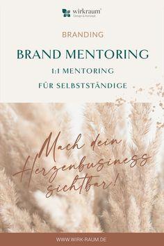 Mach dein Herzensbusiness sichtbar und lass den Funken auf deine Kunden  überspringen! Entfache das Strahlen deiner empathischen Marke! 1:1 Mentoring Programm für Selbstständige Unternehmerinnen. #branding #personalbrand