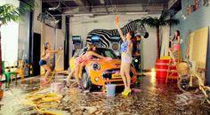 Salah Cuci Mobil Bisa Bikin Baret, Ini Cara Menghindarinya - Tettot OTO