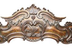 Ralph Lauren Home | Hand-Carved Mahogany Hall Bench from the RL archives