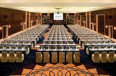 Jumeirah Emirates Towers - Godolphin Ballroom Conference Setup