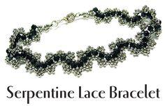 Lace Bracelet, Beaded Bracelets, Necklaces, Ruffle Beading, Bead Patterns, Beadwork, Jewerly, Ruffles, Stitch