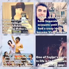 Taylor and jack and jack goals Magcon Quotes, Magcon Imagines, Macon Boys, Youtube Vines, Shawn Mendes Magcon, Vine Boys, Magcon Family, Hottest Guy Ever, Carter Reynolds