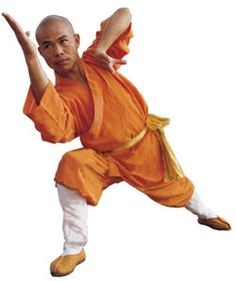 In most traditional Japanese & Chinese martial art styles baggy pants are quite common and more traditional than the tucked in pants (Shaolin Monks usually do this). Description from forums.superherohype.com. I searched for this on bing.com/images