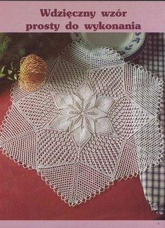 Russian site with crochet doilies/charts and some other thread work charts
