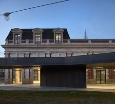 REHABILITATION OF THE OLD RAILWAY STATION OF BURGOS - Picture gallery