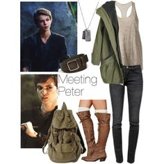 peter pan once upon a time outfits - Google Search