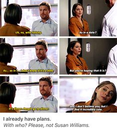 "#Arrow 5x22 ""Missing"" - ""I already have plans. With Felicity. I don't know if it's a date"" - #OliverQueen #TheaQueen"