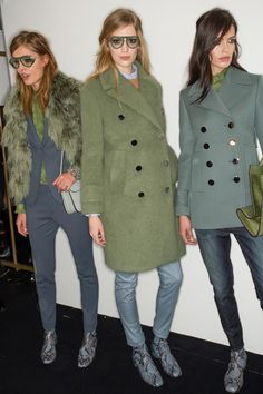 The shoes and the glasses and everything! Gucci | Fall 2014 Ready-to-Wear Collection | Style.com