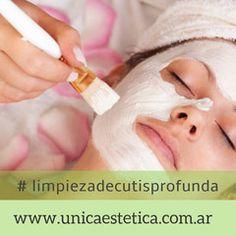 LIMPIEZA DE CUTIS PROFUNDA #HigieneFacial #MicroDermoabrasiónFacial #HumectaciónFacial #Acné - Unica bienestar y belleza $350 #promociones