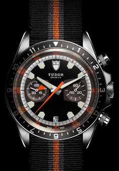 Beautiful, sporty Tudor watch. NOW available at Russell Korman Fine Jewelry, Diamonds & Watches - Austin, Tx   512-451-9292