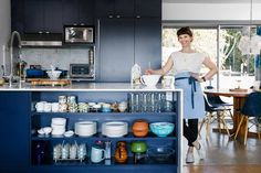 The chef behind L.'s Sqirl talks fermentation and dehydration, favorite tools and techniques, the pan she can't live without and the best way to fry an egg. California Restaurants, Best Dining, What To Cook, Wine Recipes, Inventions, Kitchen Design, Cooking, Silver Lake, Rooms