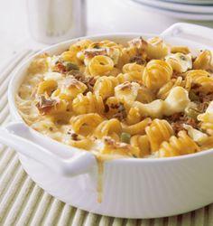 Viherpippurinen jauheliha-pastavuoka | Pastat ja risotot, Liha | Kodin Kuvalehti