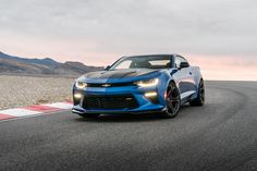 Chevrolet invited us to drive the new 2017 Chevrolet Camaro V-6 1LE and Camaro SS 1LE on public streets and the racetrack for some driving impressions.