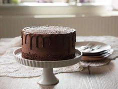 Foto: Claudia Plattner Panna Cotta, Food And Drink, Ethnic Recipes, Pie, Molten Chocolate, Cake Ideas, Dessert Ideas, Cooking, Cream Pie