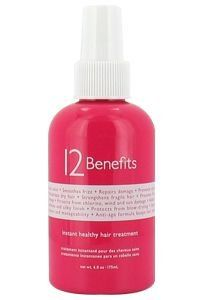 Amazon.com: 12 Benefits Instant Healthy Hair Treatment - 6 oz: Beauty - to try rec. by delighted momma